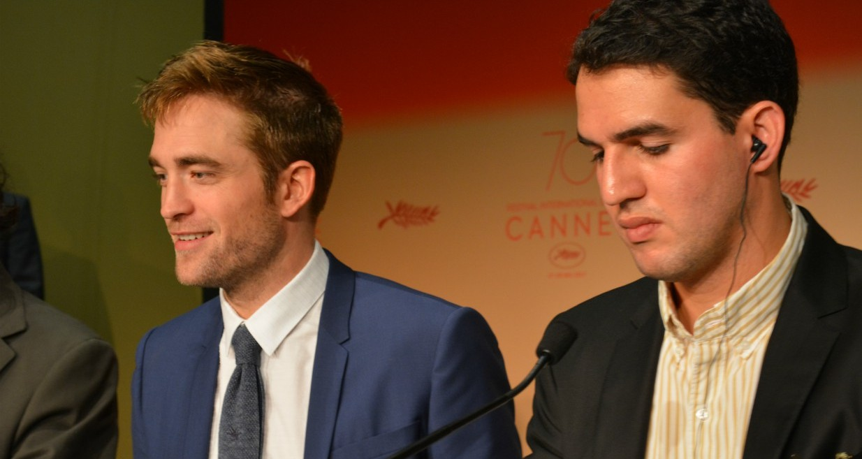 festival de cannes 2017, oneohtrix point never, grand theatre lumiere, freres safdie, good time, robert pattinson