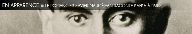 Roman : Kafka à Paris de Xavier Mauméjean