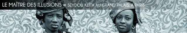 Exposition : Seydou Keta au Grand Palais, à Paris